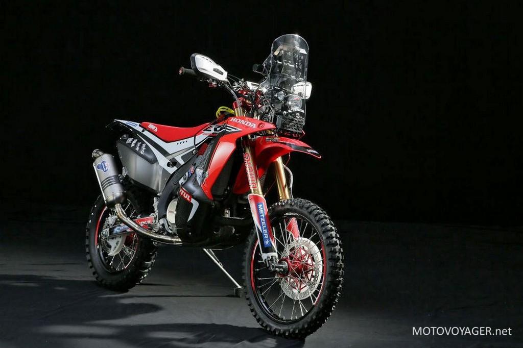 Honda CRF450 Rally gotowa na Dakar (1)