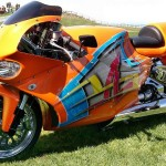 Custom Motorcycle Photographs