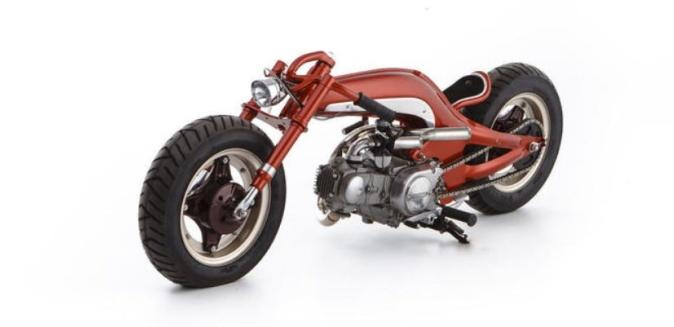Motocykl nr
