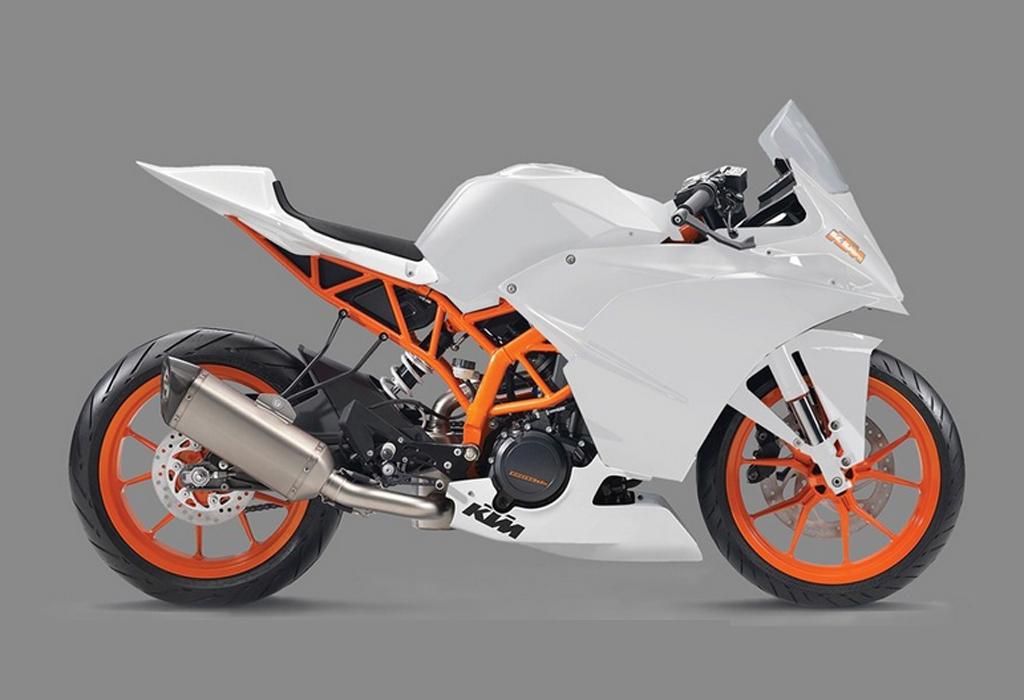 Nowe modele KTM