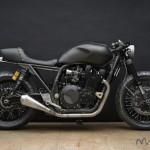 Yamaha XJR1300 Monkeefist