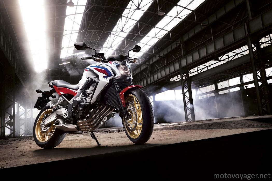 Honda CB  F