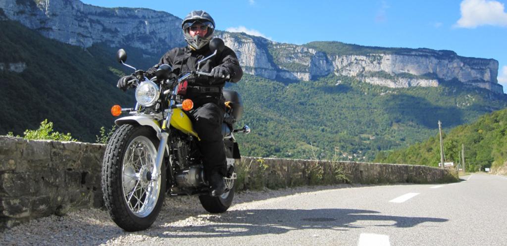10 najmniejszych motocykli do turystyki