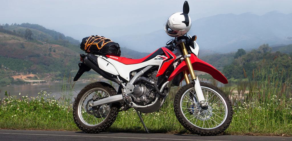 motocykle o pojemności 250cm3