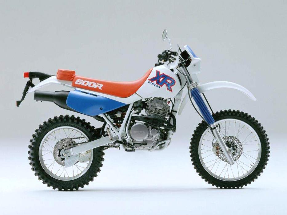 XR 600 R