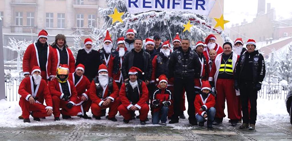 Kaliscy Moto Mikołaje
