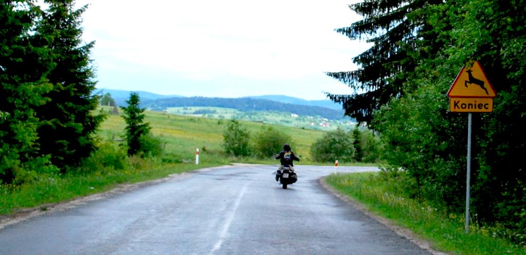 Przełęcz Krowiarki