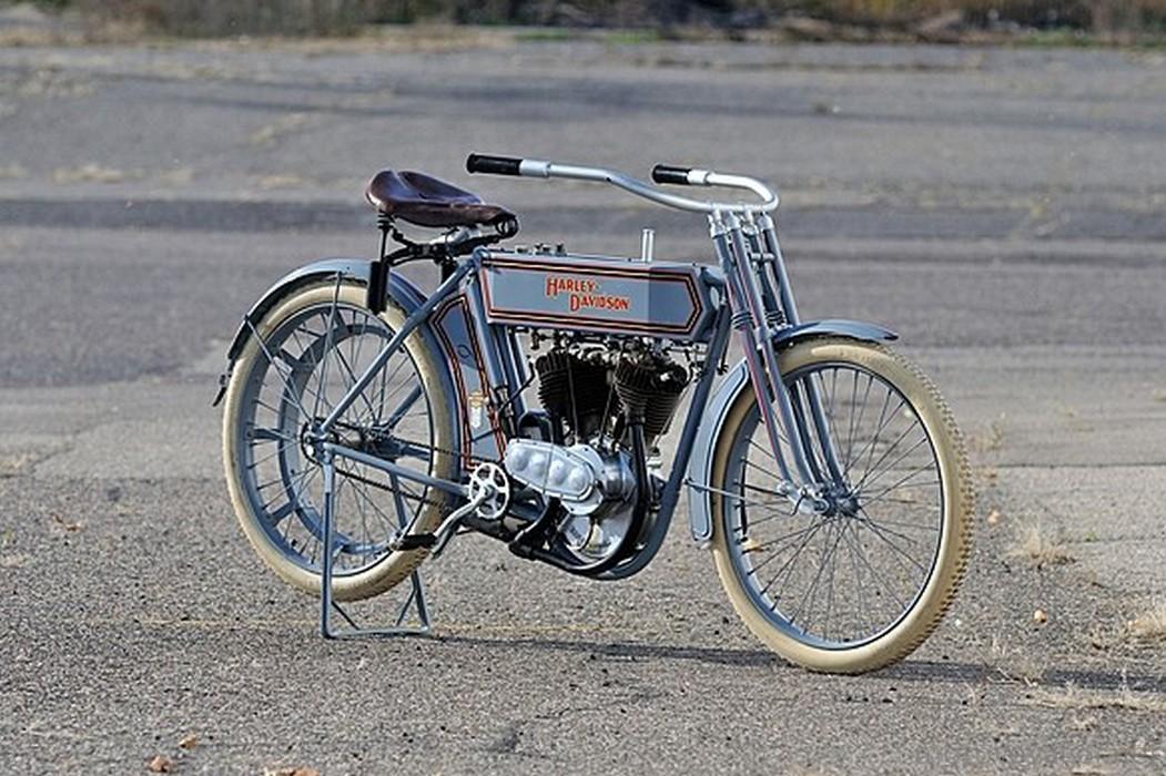 Harley Davidson D Twin
