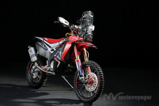 Honda CRF450 Rally (2)