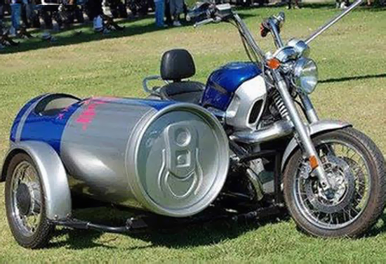 Red Bull Sidecar