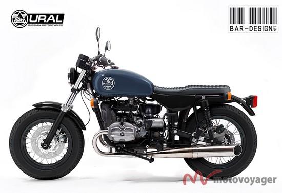 troch lepszy ural rosyjski motocykl mu ni ty r k mistrza designu motovoyager. Black Bedroom Furniture Sets. Home Design Ideas