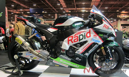 London Motorcycle Show13
