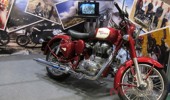 London Motorcycle Show2