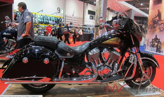 London Motorcycle Show3
