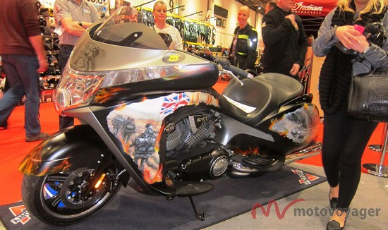 London Motorcycle Show4