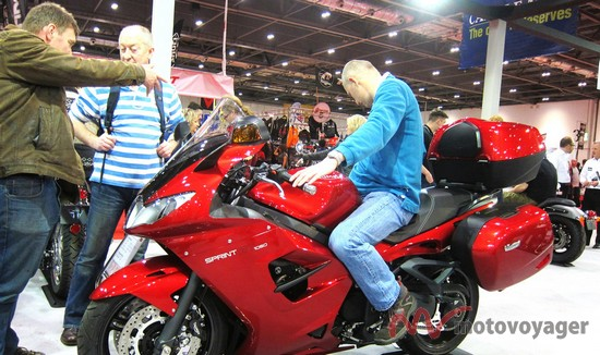 London Motorcycle Show5