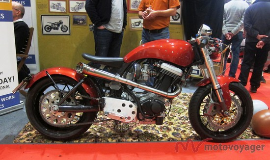 London Motorcycle Show6