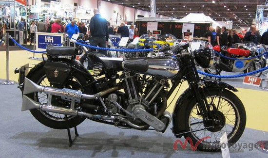London Motorcycle Show9