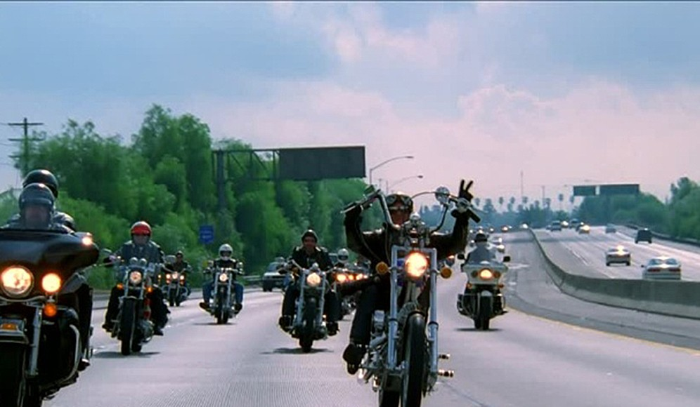 motocyklowe gesty