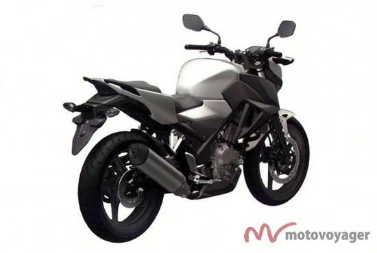 Honda CBR300R Naked (3)