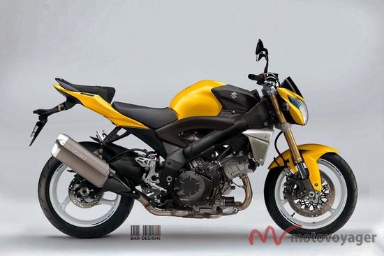 Suzuki SV1000 (1)