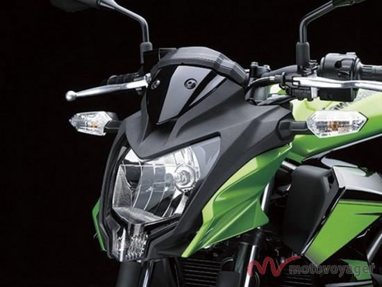 Kawasaki Z250SL (13)