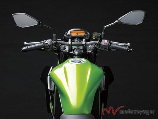 Kawasaki Z250SL (14)