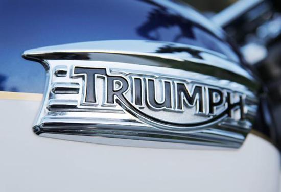 triumph bonneville logo