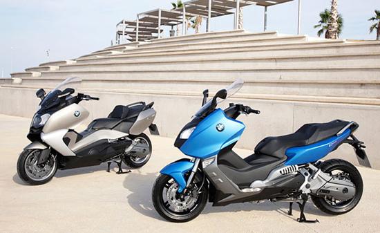 Skutery BMW do serwisu