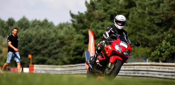 Bezpieczna jazda z Motorismo2