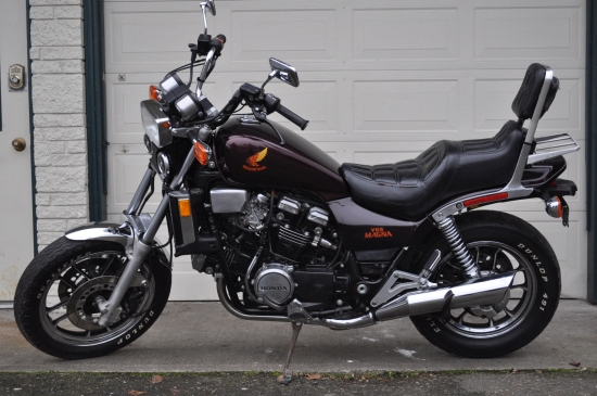 Honda Shadow VT1100C 1985