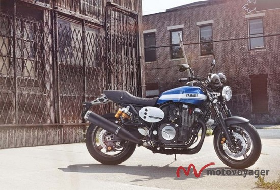 2015 Yamaha XJR1300 (6)
