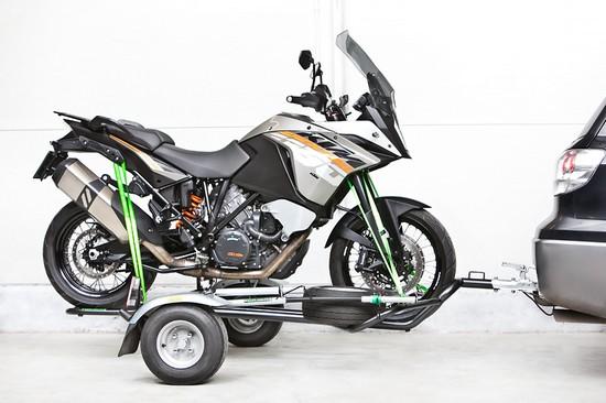 Przyczepa motocyklowa For-One