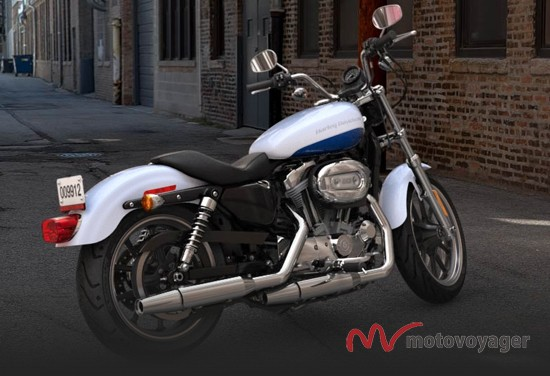 H-D Sportster Superlow (10)