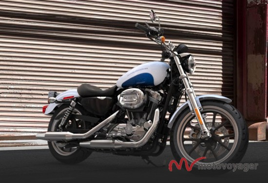 H-D Sportster Superlow (2)