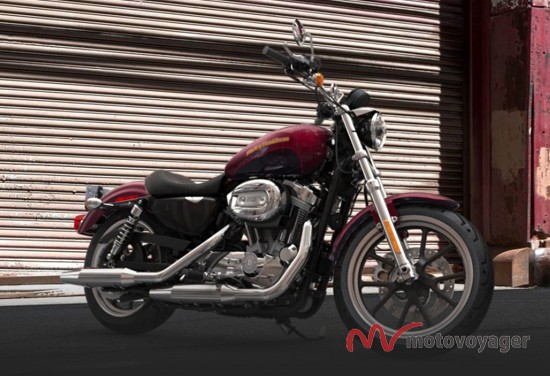 H-D Sportster Superlow (3)