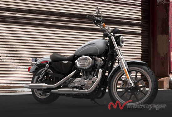 H-D Sportster Superlow (4)