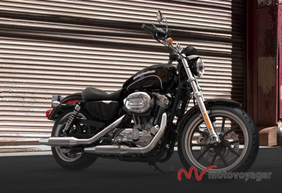 H-D Sportster Superlow (5)