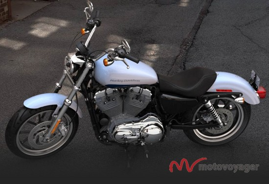 H-D Sportster Superlow (7)