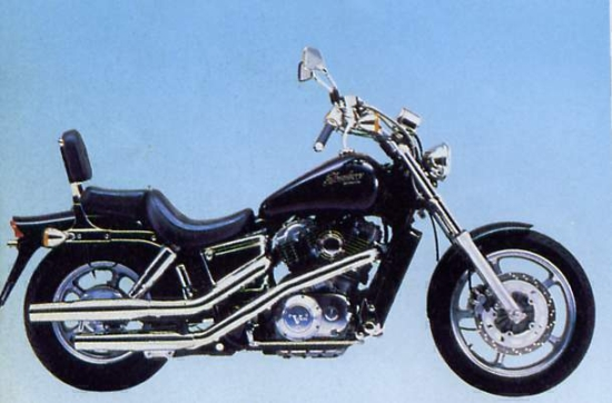 Honda Shadow VT1100C 1989