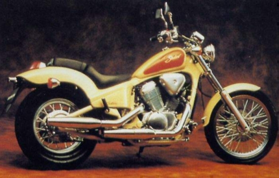 Honda Shadow VT600C 1988