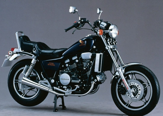 Honda Shadow VT750C 1982