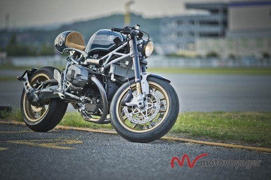Japońskie customy BMW RnineT (1)