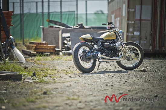 Japońskie customy BMW RnineT (6)