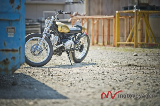 Japońskie customy BMW RnineT (8)