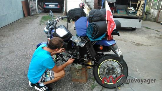 Motorowerem nad Bałtyk (17)