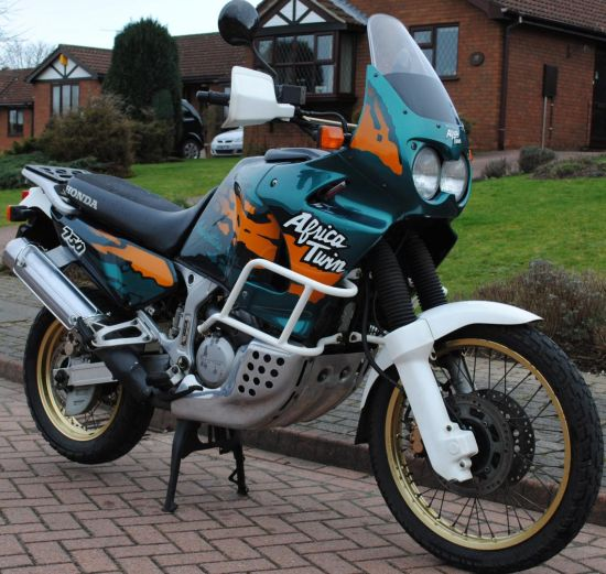 Africa twin 1995