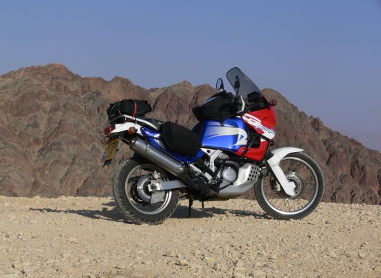 Africa twin 2000
