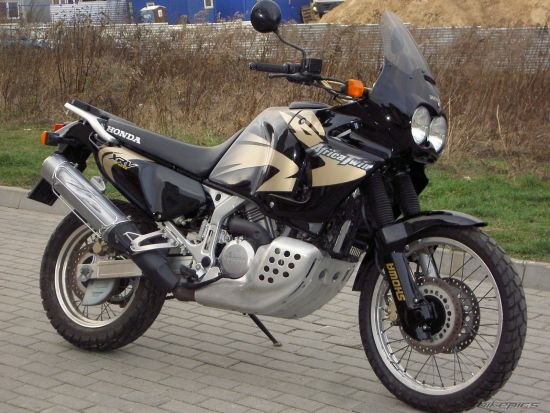 Africa twin 2003