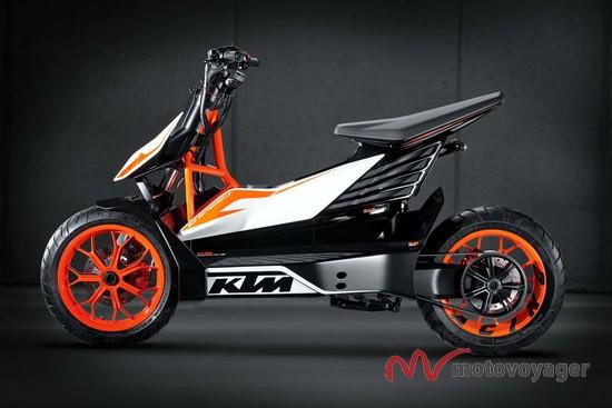 KTM E-Speed porzucony (2)